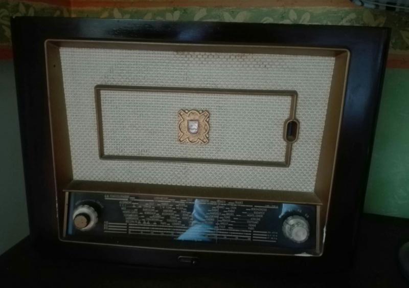 Radio en l'état